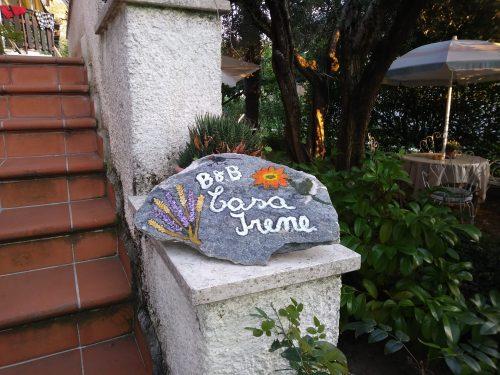 """B&B """"Casa Irene"""": ambiente familiare, cortesia, arte, cultura e relax"""